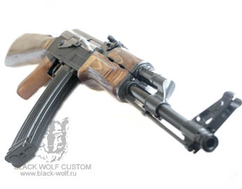 AK47 WoodKit Sharmut and metallbody CA