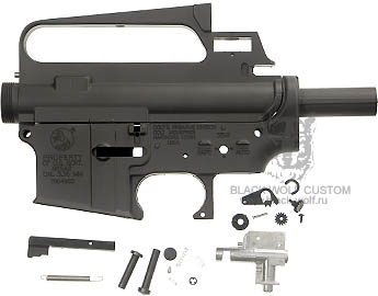 HurricanE M16A2 Metal Body-COLT M16A2 (HE-MB-05)