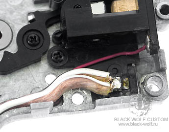 Установка MOSFET key upgrade kit