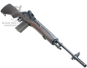 Custom M14 Full Metal Sniper Rifle Gas Blow Back Version