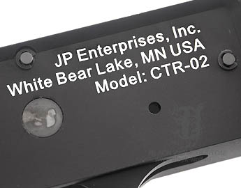 JP Rifles CTR-02 Lower Receiver